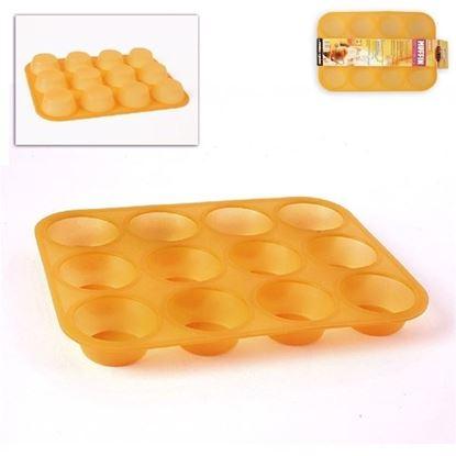 silikon forma muffiny 12ks