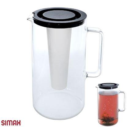 džbán sklo+vložka UH na led 2L SIMAX