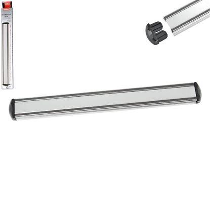 lišta magnetická hliník 39cm