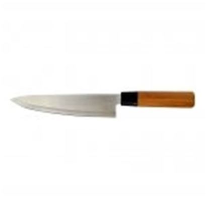 nůž kychyňský bambus 20,5 cm