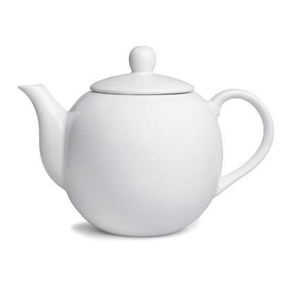 konvice porcelán 1,1L WHITE