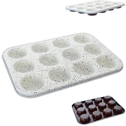 forma na muffiny kov/keram. 12ks