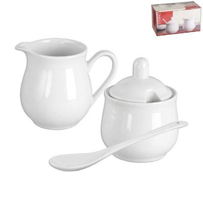 cukřenka+mlékovka porcelán
