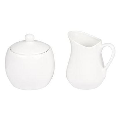mlékovka a cukřenka keramická