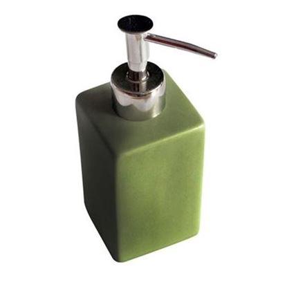 dávkovač mýdla keramika hranatý