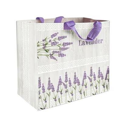 taška nákupní Levandule