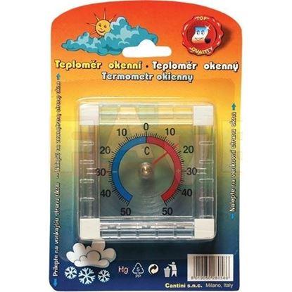 teploměr UH okenní magnetický