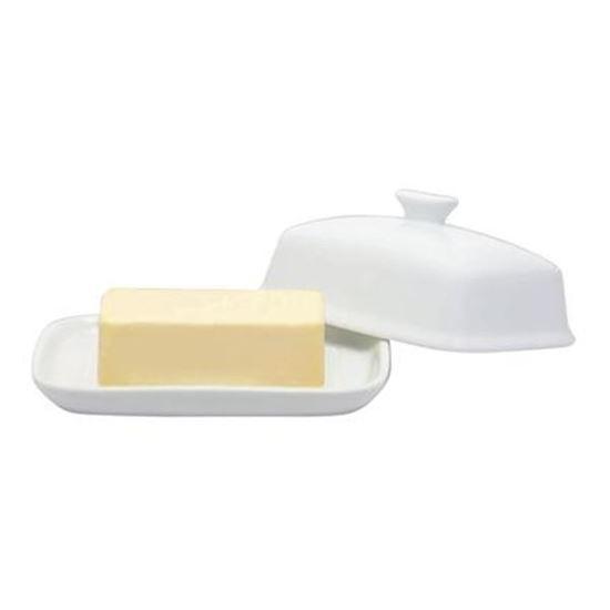 máslenka porcelán