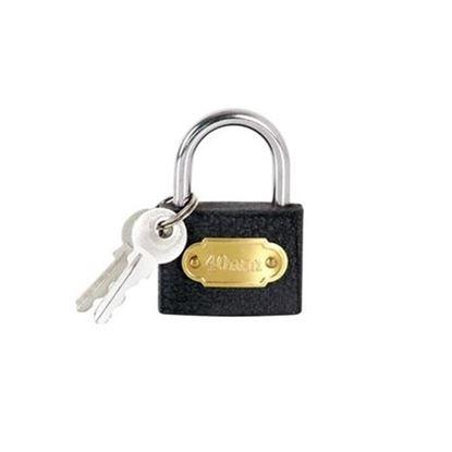 zámek visací 40mm 2 klíčky