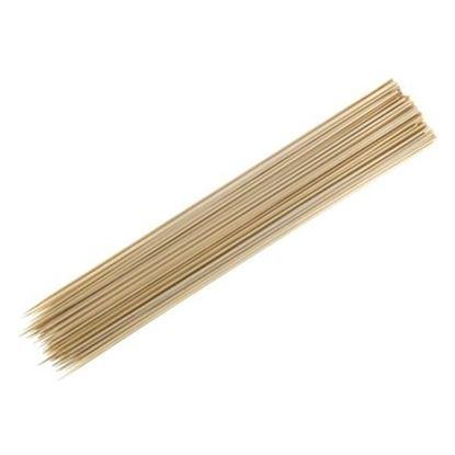 špejle bambus 30cm 50ks