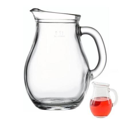 džbán sklo 0,5L Bistro