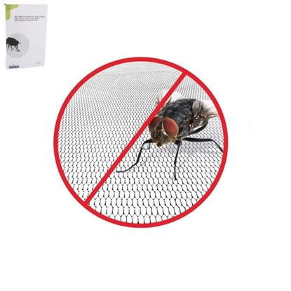 síť proti hmyzu okno 2x 130x150cm