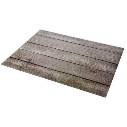 prkénko krájecí sklo,40x30cm, mramor.,dřev.desing