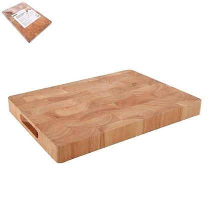 prkénko dřevo 35x25x3,3 cm