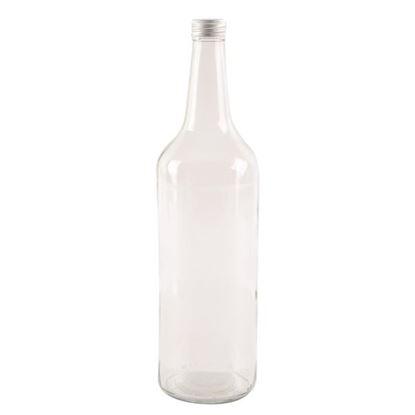 láhev sklo+víčko Spirit 1L