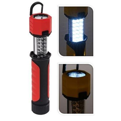svítilna a baterka multifunkční LED