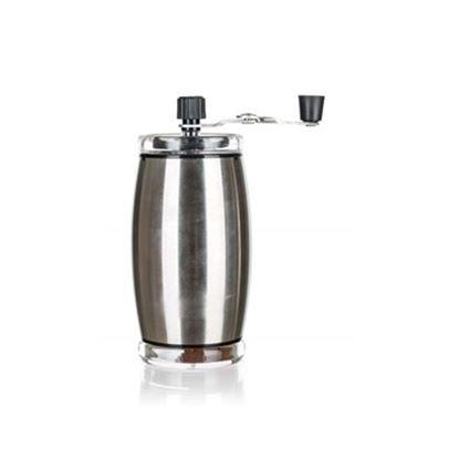 mlýnek na kávu mechanický nerez