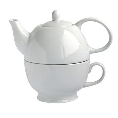 konvička na čaj 480ml+šálek