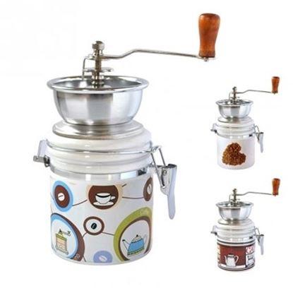 mlýnek na kávu-motiv káva