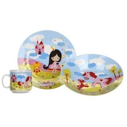 sada dětská 3díly Little Princes