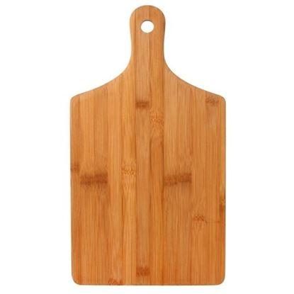 prkénko kuch, bambus s rukoj. 44x22 PROVENCE