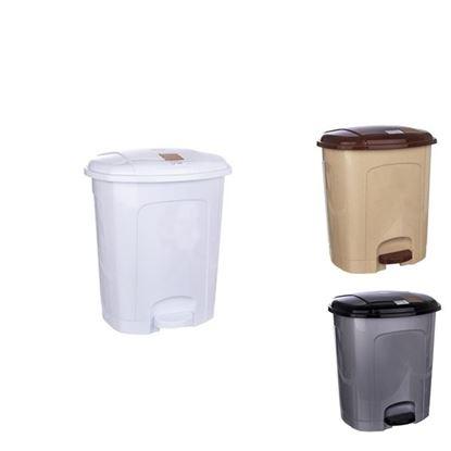 koš odpadkový UH s pedálem 5,5L Orion