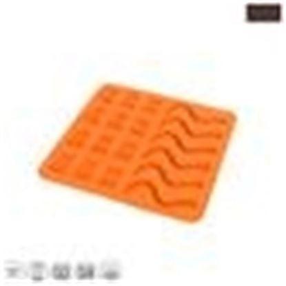 forma silikon medvídci žížaly