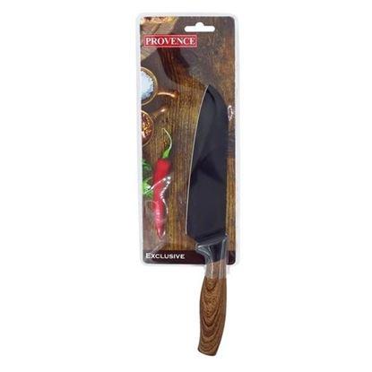 nůž kuchařský s plast. rukojetí