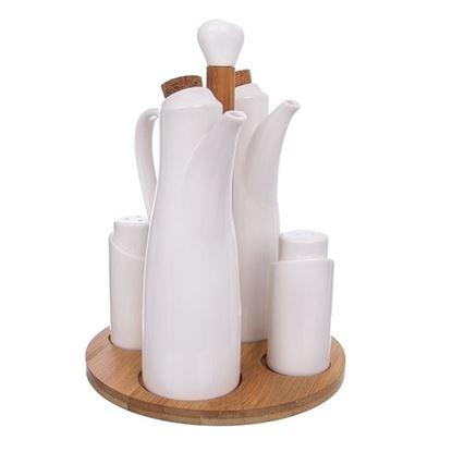 dochucovací souprava porc./bambus