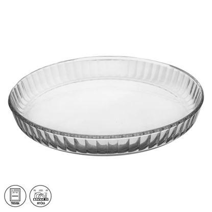 forma varné sklo koláč 27,5 cm