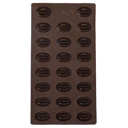 silikon forma kávová zrna