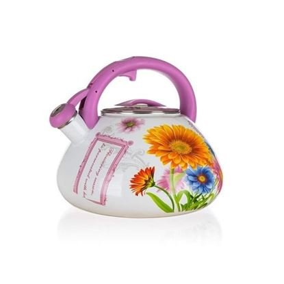 konvice smalt FLOWERS 3L