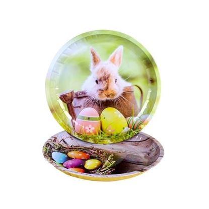 podnos plechový Velikonoce