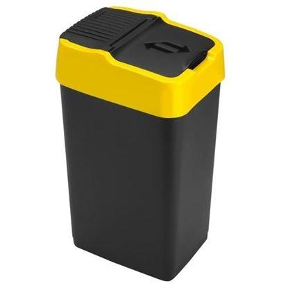 koš odpadkový 18L výklopný