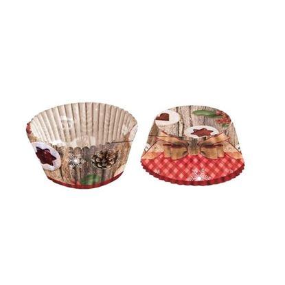 košíčky papírové na muffiny 60 ks  5cm