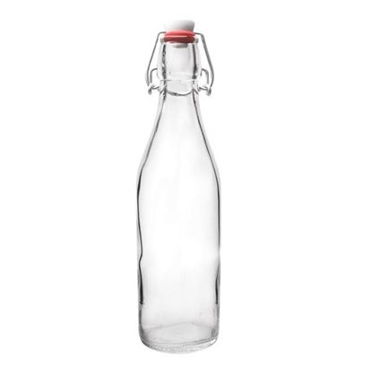 láhev sklo CLIP uzávěr 0,5L