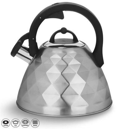 konvice čajová nerez MATT 3,4L