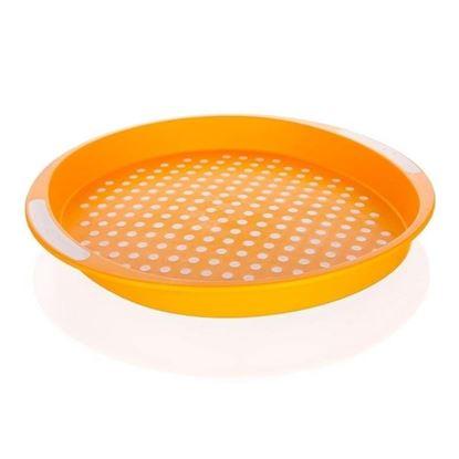 tác protiskluzový 40 x 4 cm plast oranž